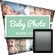 Tablet Baby Photo Album - GraphicRiver Item for Sale