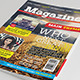 25 Pages Modern Magazine Vol75 - GraphicRiver Item for Sale