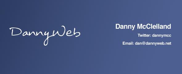 dannyweb