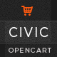 Civic - Premium Responsive OpenCart Theme - ThemeForest Item for Sale