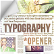 Newspaper Typography Slideshow - VideoHive Item for Sale