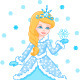 Winter Princess - GraphicRiver Item for Sale