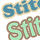 Stiched Vector Styles - GraphicRiver Item for Sale