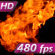Flame in Motion - VideoHive Item for Sale