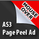 AS3 Page Peel Ad - ActiveDen Item for Sale