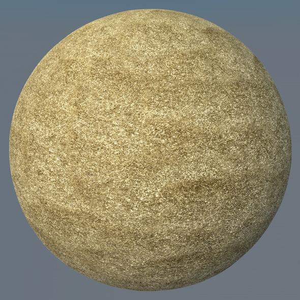 3DOcean Sand Landscape Shader 036 8887259