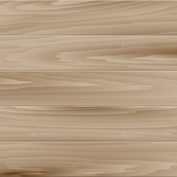 GraphicRiver Vector Wooden Planks 8887515