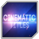 Cinematic Titles - VideoHive Item for Sale