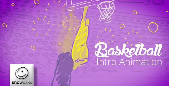 Basketball Intro Animation