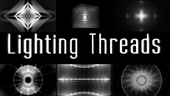 Lighting Threads 2 VJ Pack