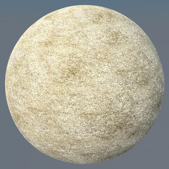 3DOcean Sand Landscape Shader 046 8888232