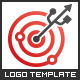 Tech Target - Logo Template - GraphicRiver Item for Sale