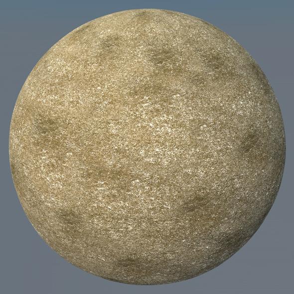 3DOcean Sand Landscape Shader 048 8888303
