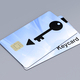 Keycards - PhotoDune Item for Sale