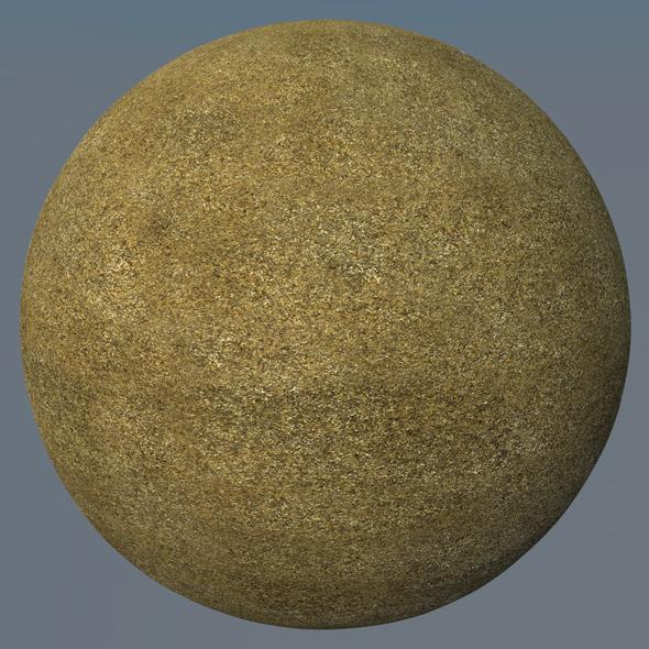 3DOcean Sand Landscape Shader 051 8888571