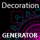 High Quality Decoration Generator by VS_Design - GraphicRiver Item for Sale