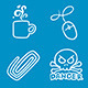 Doodle Business Icon - GraphicRiver Item for Sale