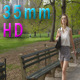 Woman Walking To Work - VideoHive Item for Sale