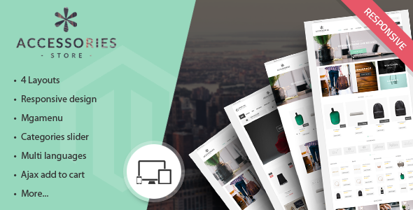 ThemeForest MA Accessories Responsive Magento Theme 8889328