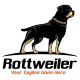 Rottweiler Logo Template - GraphicRiver Item for Sale