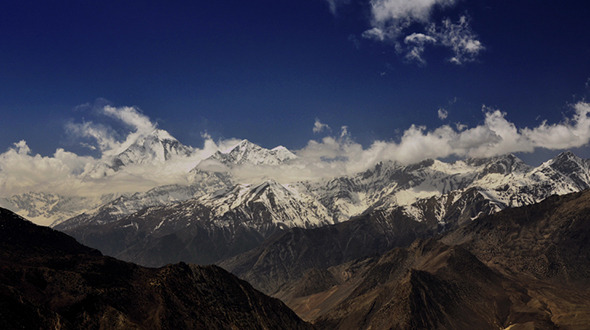 Himalayas Nepal 1