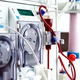 Dialysis Medical Device With Patient - VideoHive Item for Sale