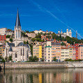 Lyon cityscape - PhotoDune Item for Sale