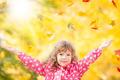 Child in autumn park - PhotoDune Item for Sale