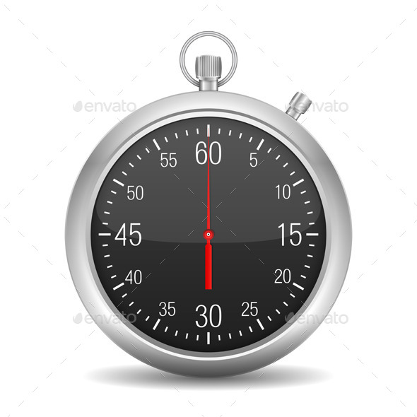 GraphicRiver Stopwatch 8891577