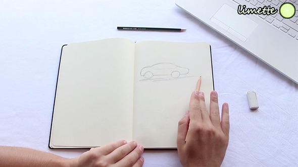 Drawing Car