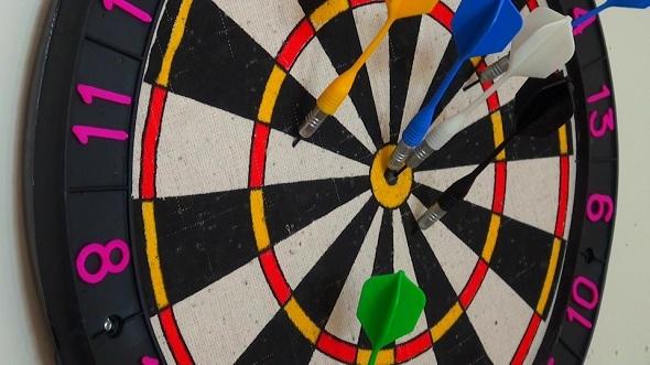 Darts Target Spears 2