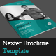 Nexter Brochure Templates - GraphicRiver Item for Sale
