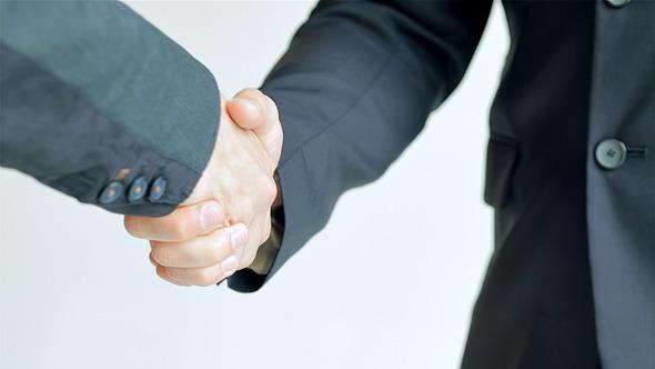 Businessman Convincingly Explains His Companion
