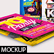 Flyer Poster Mockups V4 - GraphicRiver Item for Sale