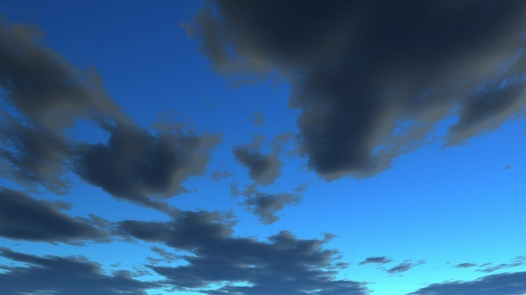 Flying Clouds 9