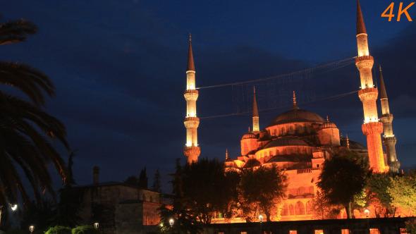 Sultan Ahmet Mosque Blue Mosque In Istanbul 1