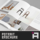 Portfolio Brochure Template - Vol.7 - GraphicRiver Item for Sale