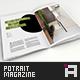 Modern Magazine Template - Vol.1 - GraphicRiver Item for Sale