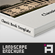 Classic Brochure Template - Vol.1 - GraphicRiver Item for Sale