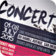 Concert Flyer  - GraphicRiver Item for Sale