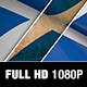 Scotland Flag - VideoHive Item for Sale