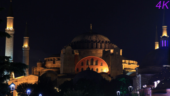 Ayasofya In Istanbul 1 Pack of 2
