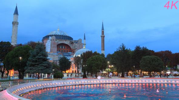 Ayasofya Mosque In Istanbul 5