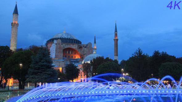 Ayasofya Mosque In Istanbul 6