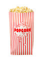 Popcorn Bag isolated - PhotoDune Item for Sale