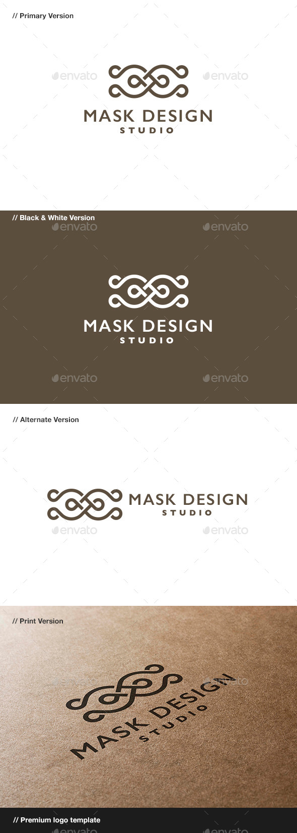 GraphicRiver Mask Design 8894537