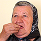 Grandmother Eating Popcorn and Watching a Movie - VideoHive Item for Sale