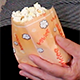 Grandmother Eating Popcorn - VideoHive Item for Sale
