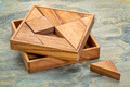 tangram - Chinese puzzle game - PhotoDune Item for Sale