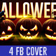 Halloween FB Cover - GraphicRiver Item for Sale
